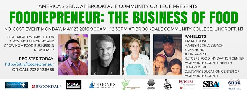 May 23rd power panel panel discussion with restaurateurs