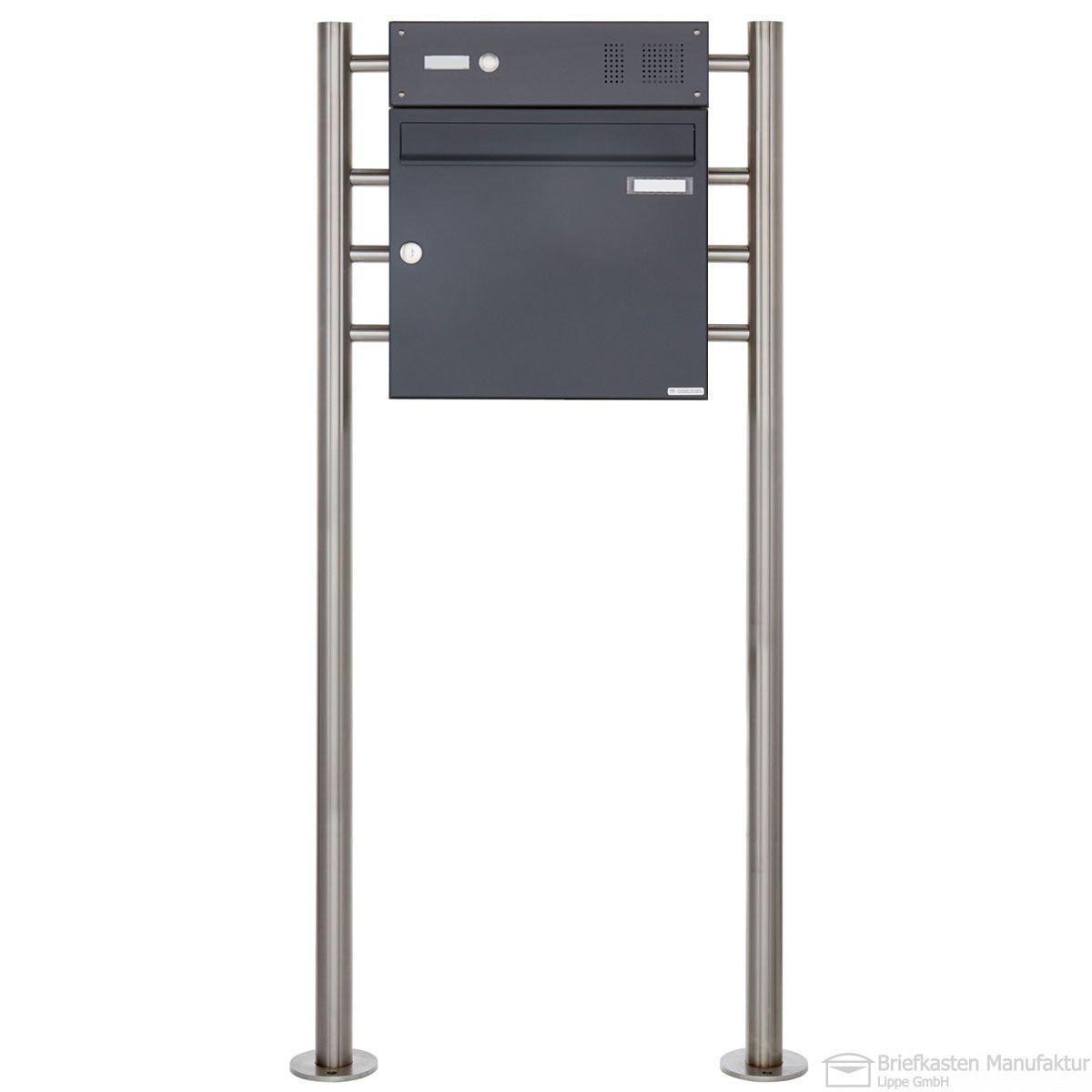 Design Briefkasten Freistehend Basic 381 K