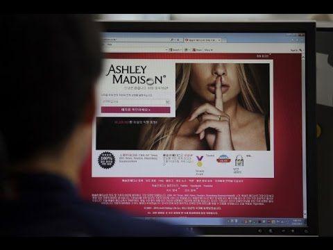 Publican datos de usuarios de Ashley Madison