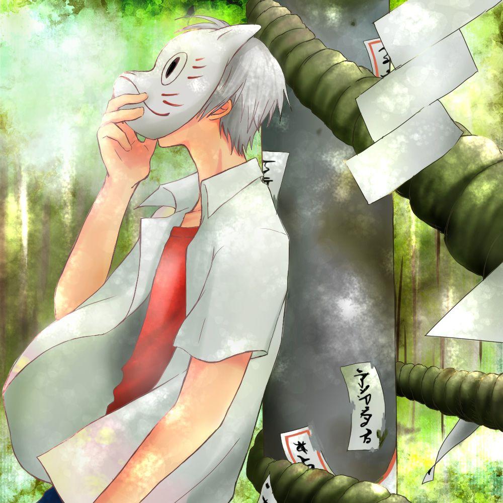 Gin (Hotarubi no Mori e)/1345384 Zerochan Anime