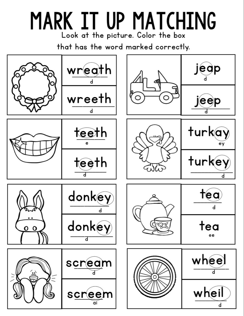 Have Your Students Practice Identifying Open And Closed Syllables Through These Worksheets Two Worksh Syllable Worksheet Nonsense Words First Grade Worksheets