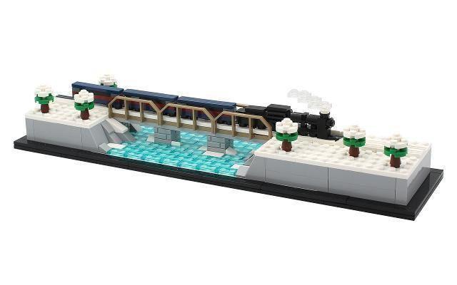 polar express lego train set # 45