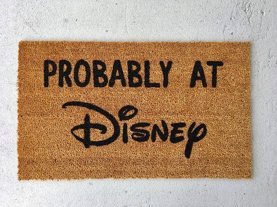 The Original Probably At Disney Door Mat Welcome Home Mat Dvc Door Mat Disney Door Mat Wedding A Door Mat Disney Doormat Disney Rug