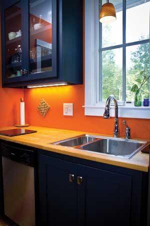 Harbinger Plans Orange Kitchen Decor Orange Kitchen Walls Kitchen Colour Schemes