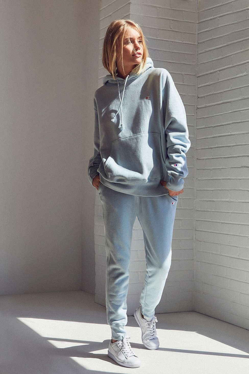 ed55ba8d7db2 Champion + UO Reverse Weave Jogger Pant - Urban Outfitters
