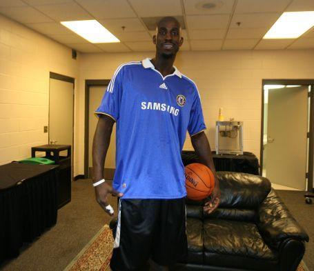 Basketball: Quand Drogba se compare à des joueurs comme Kevin Garnett