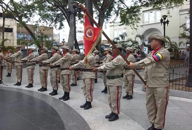 Borges calificó de paramilitarismo despliegue de la milicia