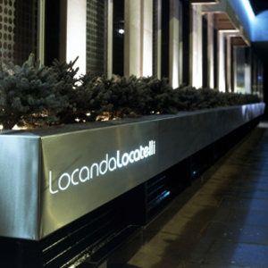 Locanda Locatelli, London