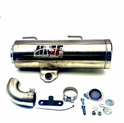 Yamaha Rhino Exhaust Outlet Tip Grizzly Kodiak Pipe 660
