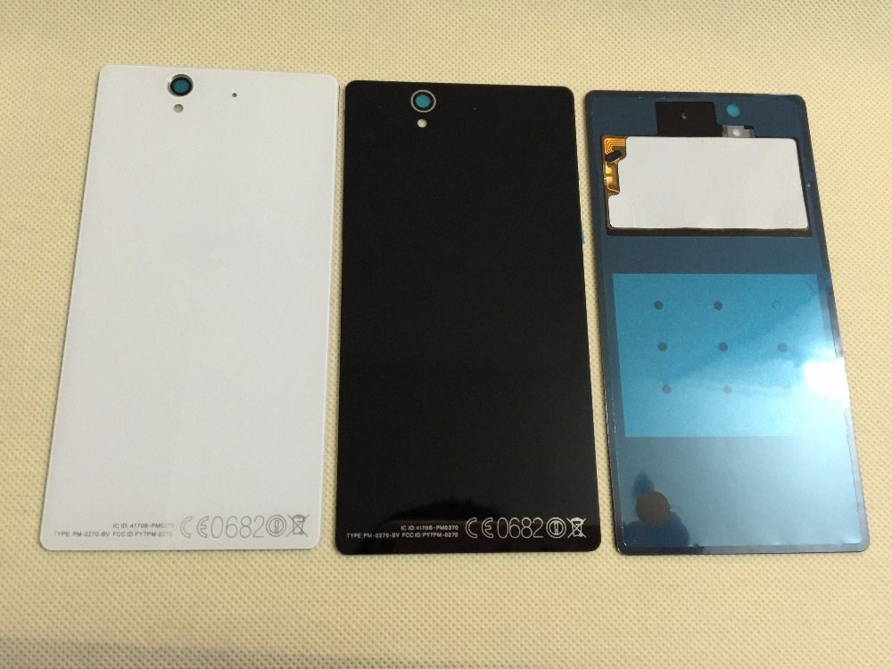 New Battery Door Back Housing Cover For Sony Xperia Z L36h