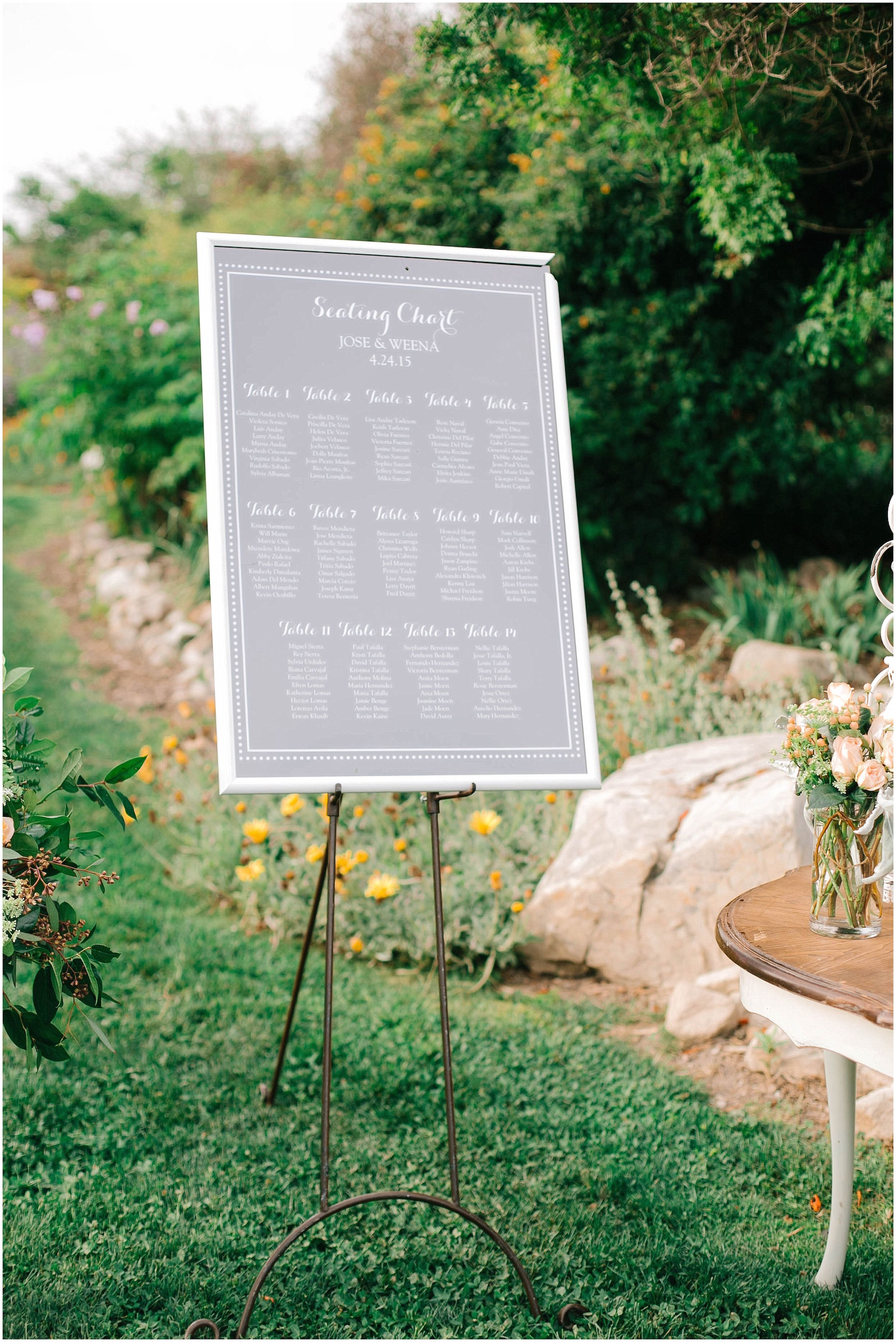 South Coast Botanic Garden Wedding by South coast