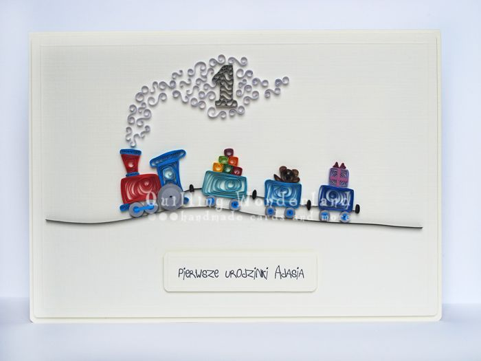 Papercraft Inspirations Magazine Featured My Quilled Birthday Card