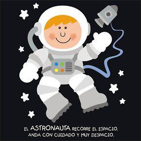 ASTRONAUTAS dibujo animado - Buscar con Google