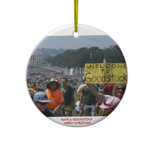 8/28/2010 | 28-2010 Welcome to Goodstock!, HAVE A GOODSTO... Ornaments from ...