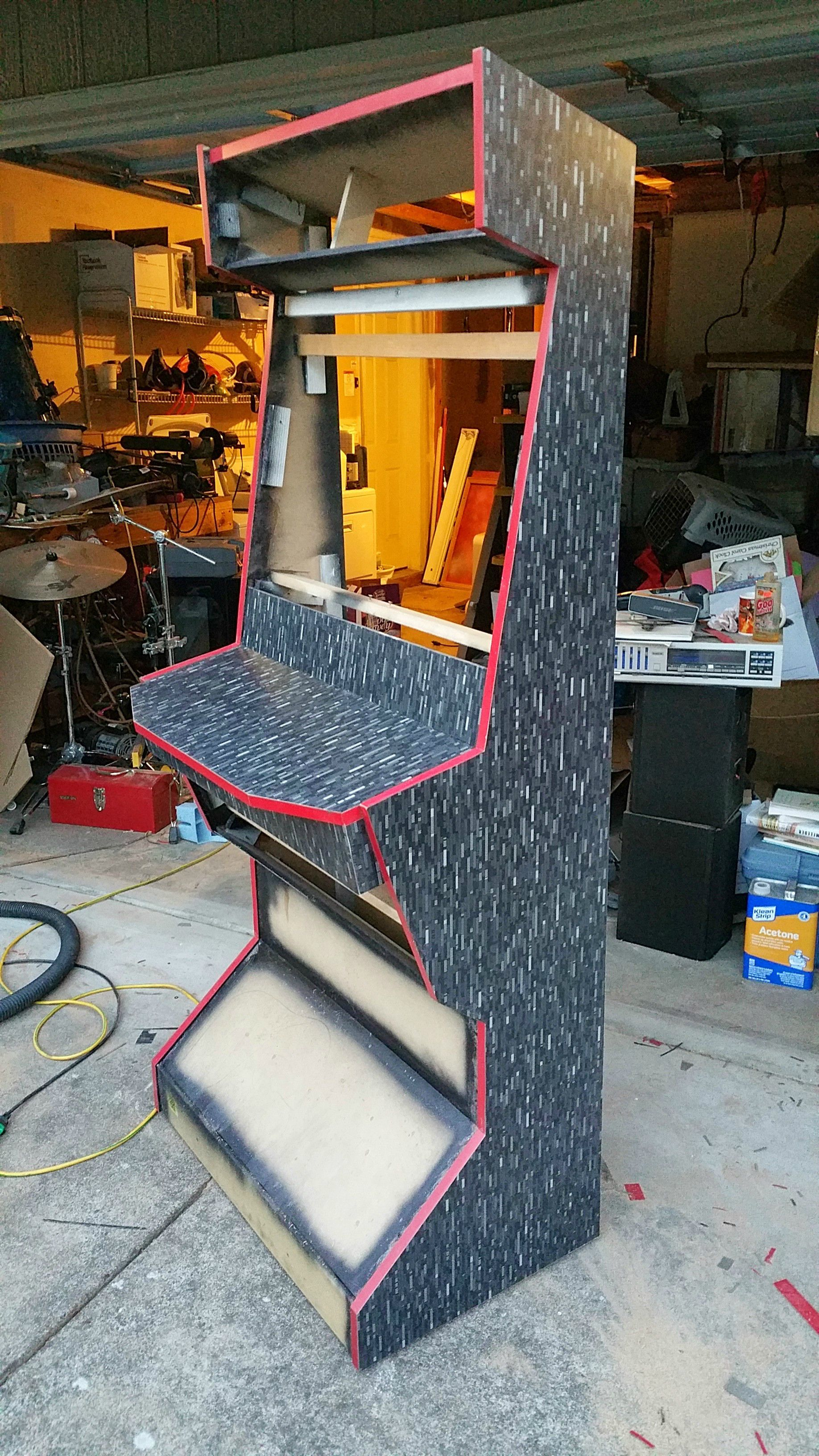 mame arcade cabinet mame cabinet one arcade cabinet project 23020