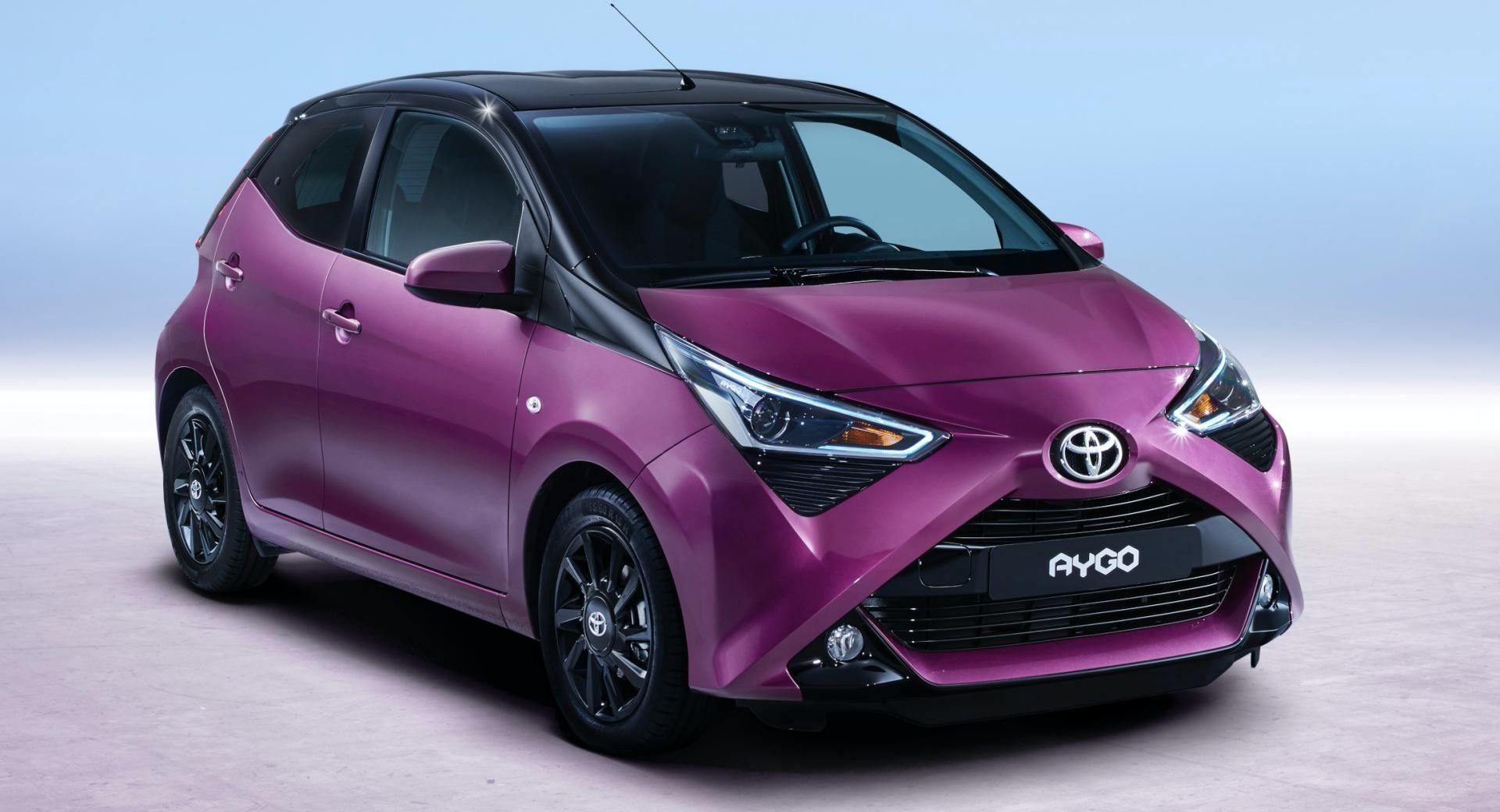 ThirdGeneration Toyota Aygo Confirmed, Will Likely Go