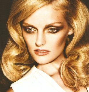 Seventies Glamour Girl Harper S Bazaar Uk Glamour Makeup