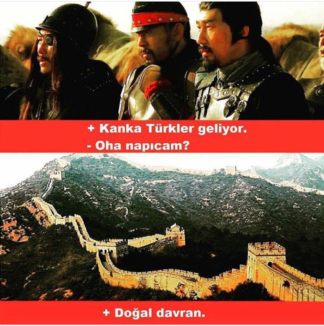 Türk'ler geliyor :))