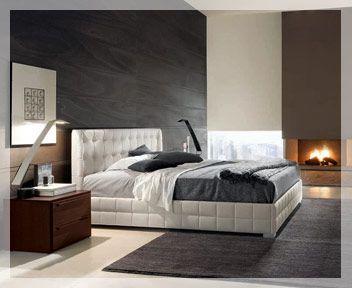 Dormitorios minimalistas peque os espacios pinterest for Dormitorios minimalistas pequenos