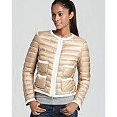 Moncler - Flavienne Lightweight Down Coat