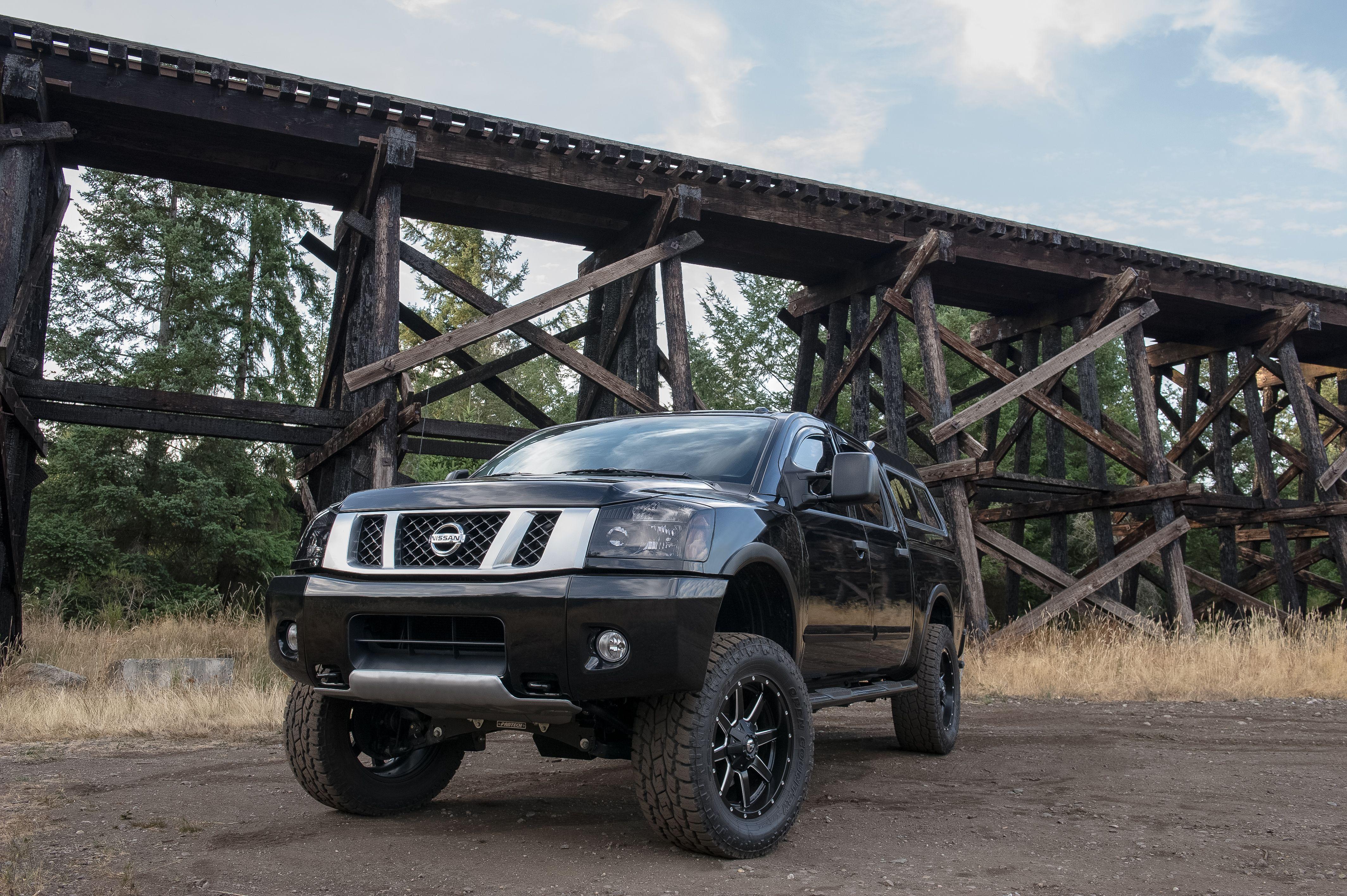 2015 Nissan Titan Pro 4x
