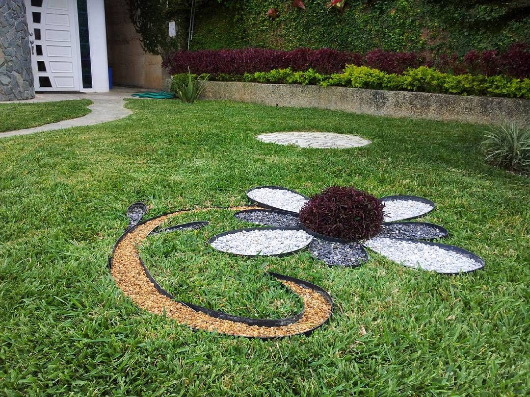 Paisajista architecture artist art figura formas for Modelos de jardines interiores