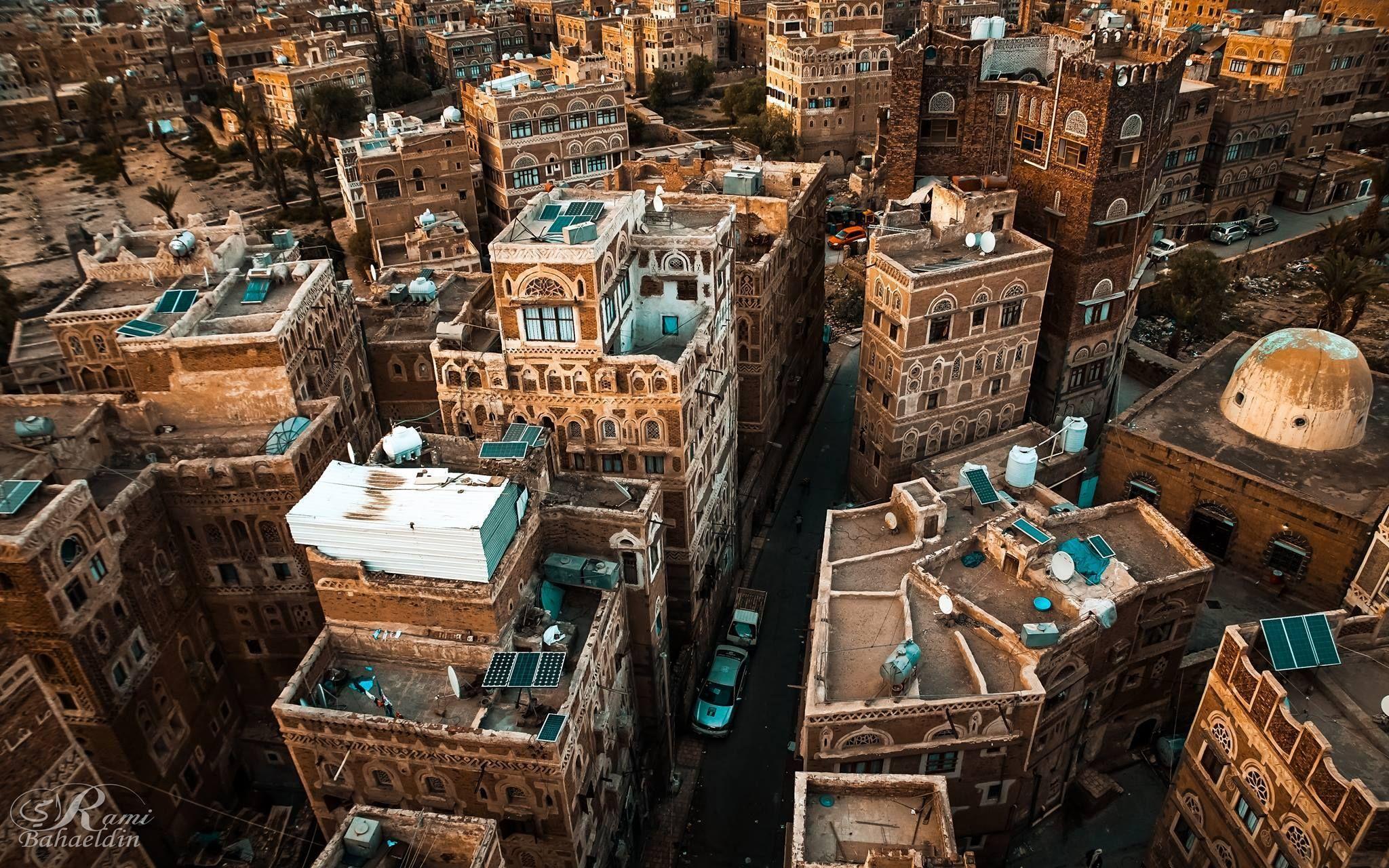 طراز معماري خاص وتاريخ عمره أكثر من 2500 سنة وضع مدينة صنعاء القديمة على قائمة اليونسكو لمراكز التراث العالمي Yemen
