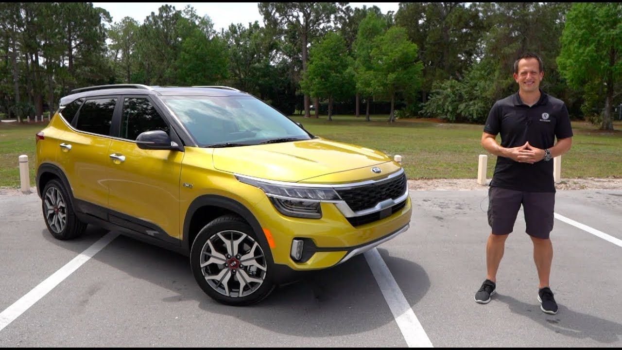 Why is the 2021 Kia Seltos SX the BEST SUV