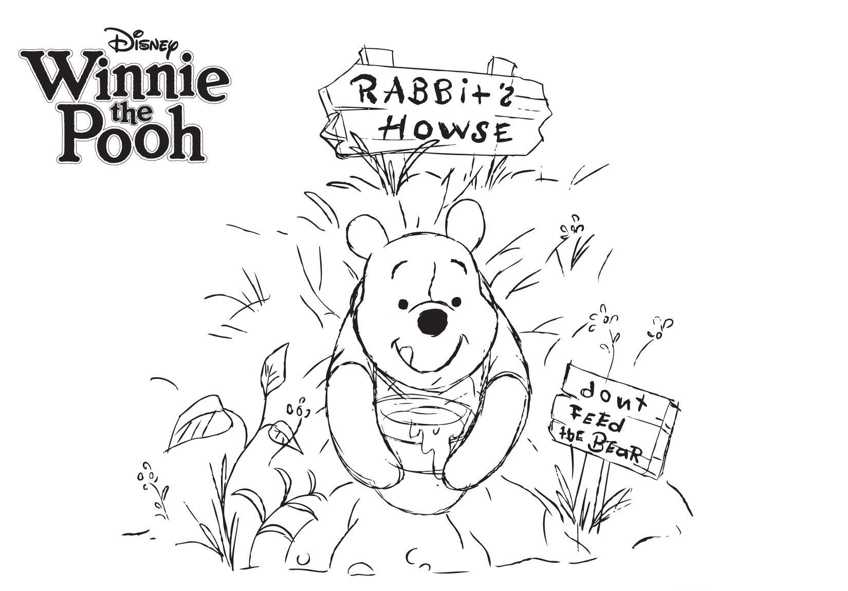 Winnie The Pooh Pooh Winnie Disney Winnie The Pooh