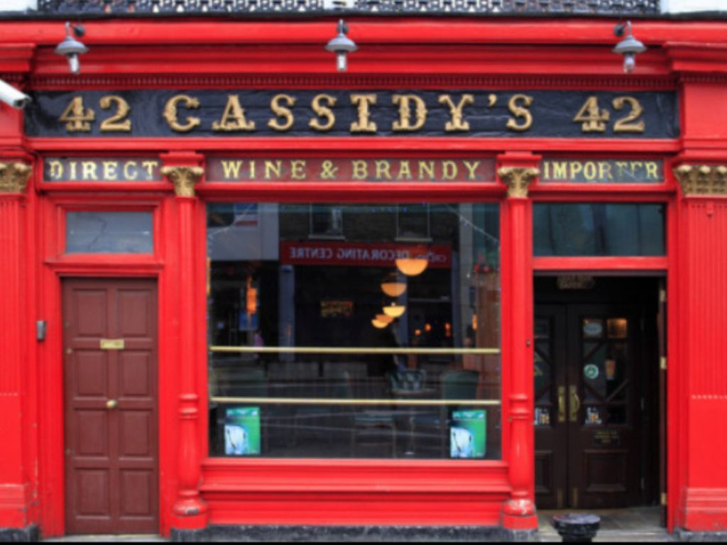 Irish Pub Camden Street Old Pub Pub