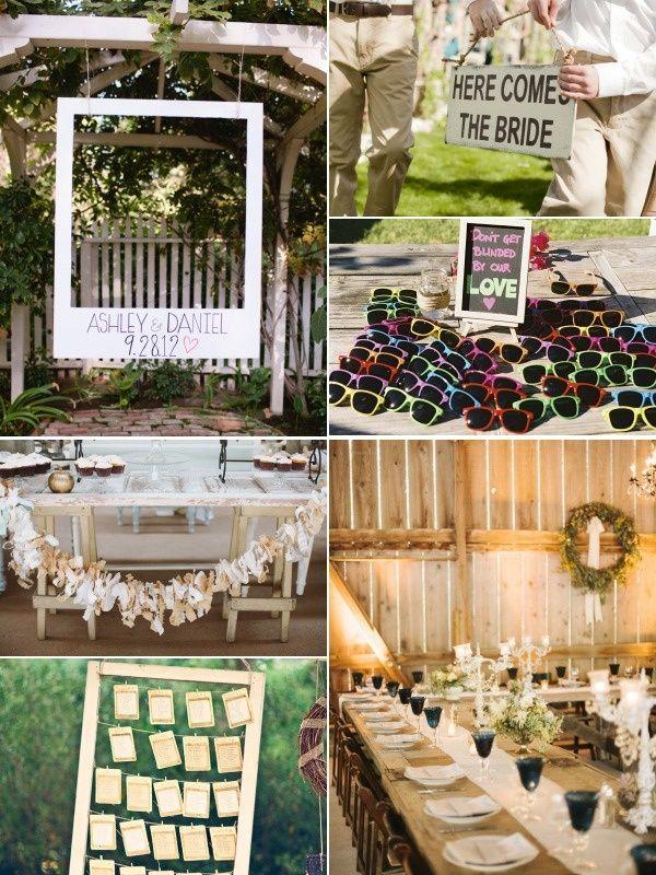 Rustic Summer Wedding Ideas Outdoor Wedding Decorations Wedding Decorations Rustic Summer Wedding