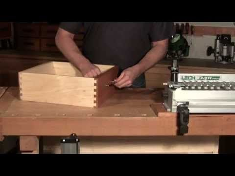Leigh Dovetail Jigs And Mortise And Tenon Jigs Leigh Dovetail Jig Dovetail Jig Tenon Jig