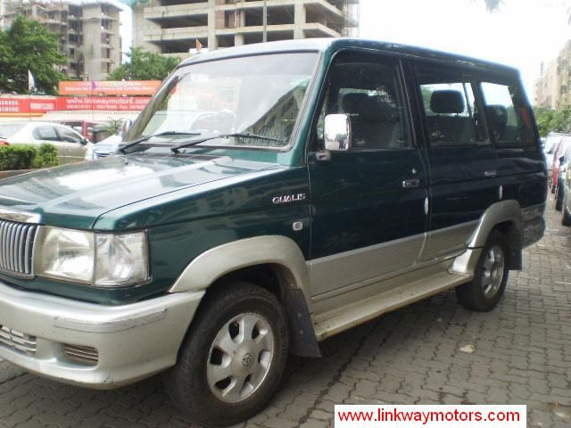Used Toyota Qualis India Used Toyota Toyota India