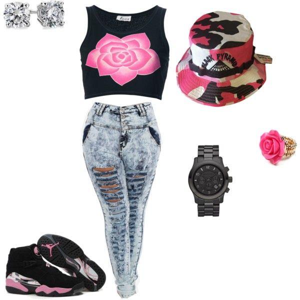 Pink doe
