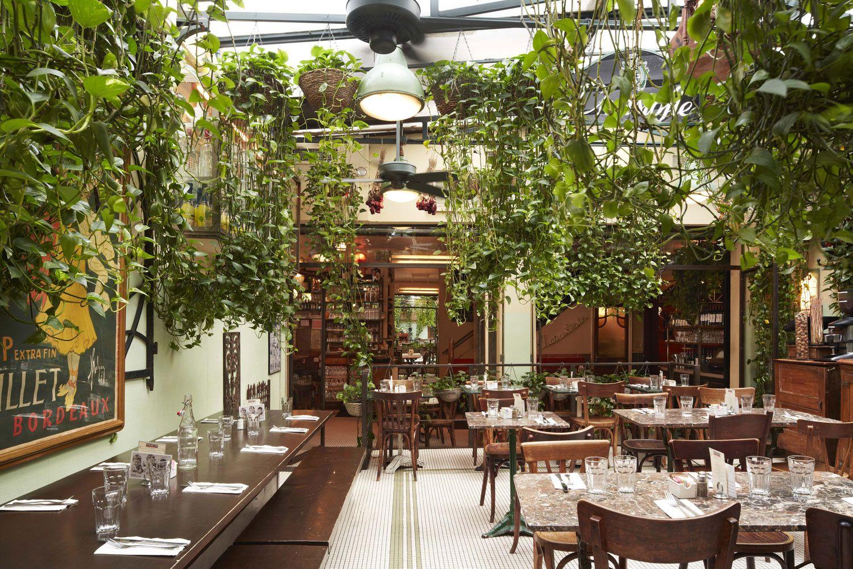 8 New York Restaurants With Inside Garden | Rooftop ...