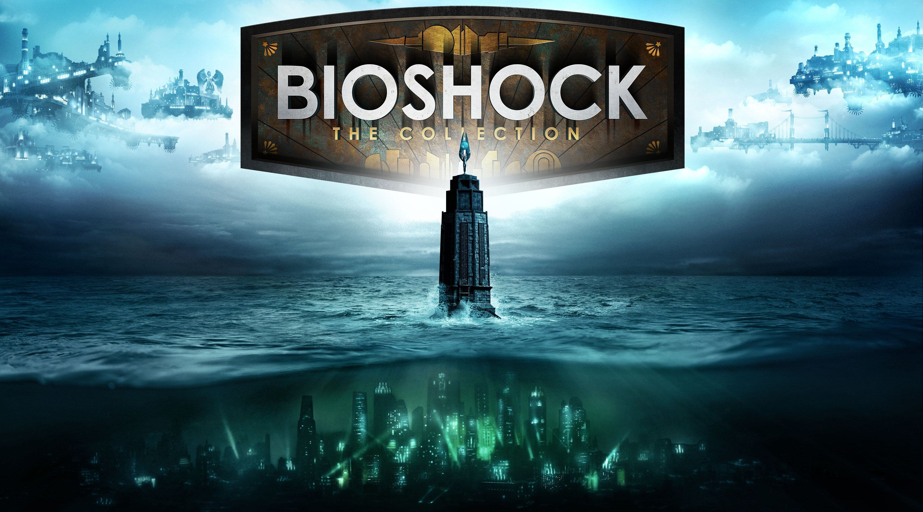 3840x2130 Bioshock The Collection 4k Wallpaper For Hd Desktop Bioshock Bioshock Collection Bioshock Remastered