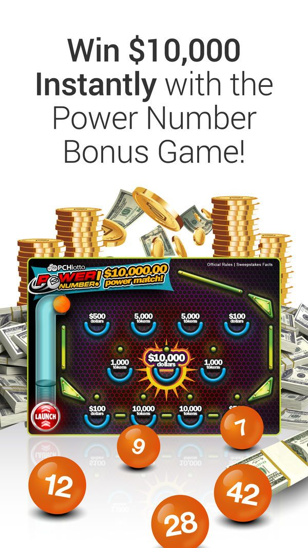 ‎PCH Lotto Real Cash Jackpots on the App Store I AM ROSA