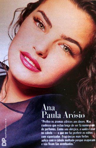 Ana Paula Arosio In 2020 Beauty Photos Cancer Beauty