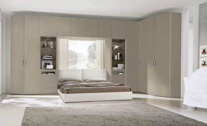 Emejing Camere Da Letto Con Armadio A Ponte Images - Skilifts.us ...