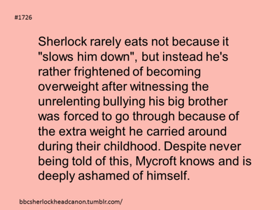 Sherlock Head Canon | sherlock | Pinterest | Sherlock, So sad and Sad