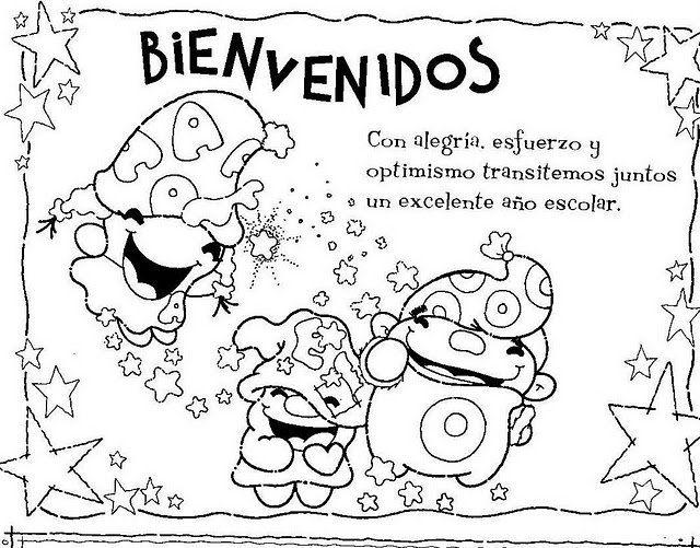 Mensajes De Bienvenida Al Nuevo Ano Escolar Cuaderno De Comunicaciones Bienvenida Al Colegio Mensaje De Bienvenida