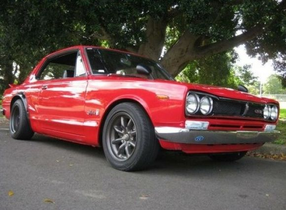 1972 nissan skyline gt gtr 2000gt australia red gorgeous vintage japanese design gorgeous. Black Bedroom Furniture Sets. Home Design Ideas