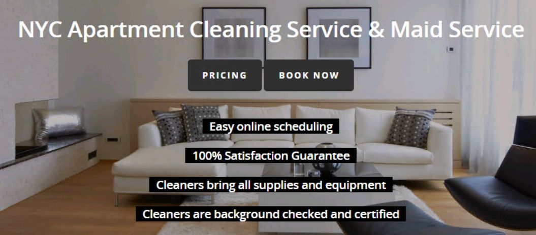 New York City Maid Service. #maid #nyc #apartment ...