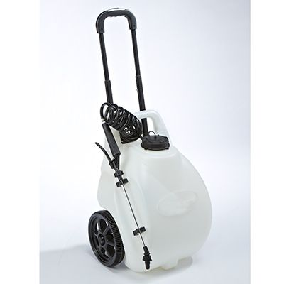 Simply Fill Pull Spray And Store This Rechargeable Commercial Sprayer Has Features That Used To Be Only Available To Prof Lawn Tools Sprayers Cleaning Tools