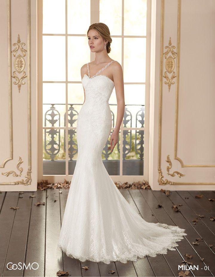 vestido de novia modelo paris   vestidos de novia modelos