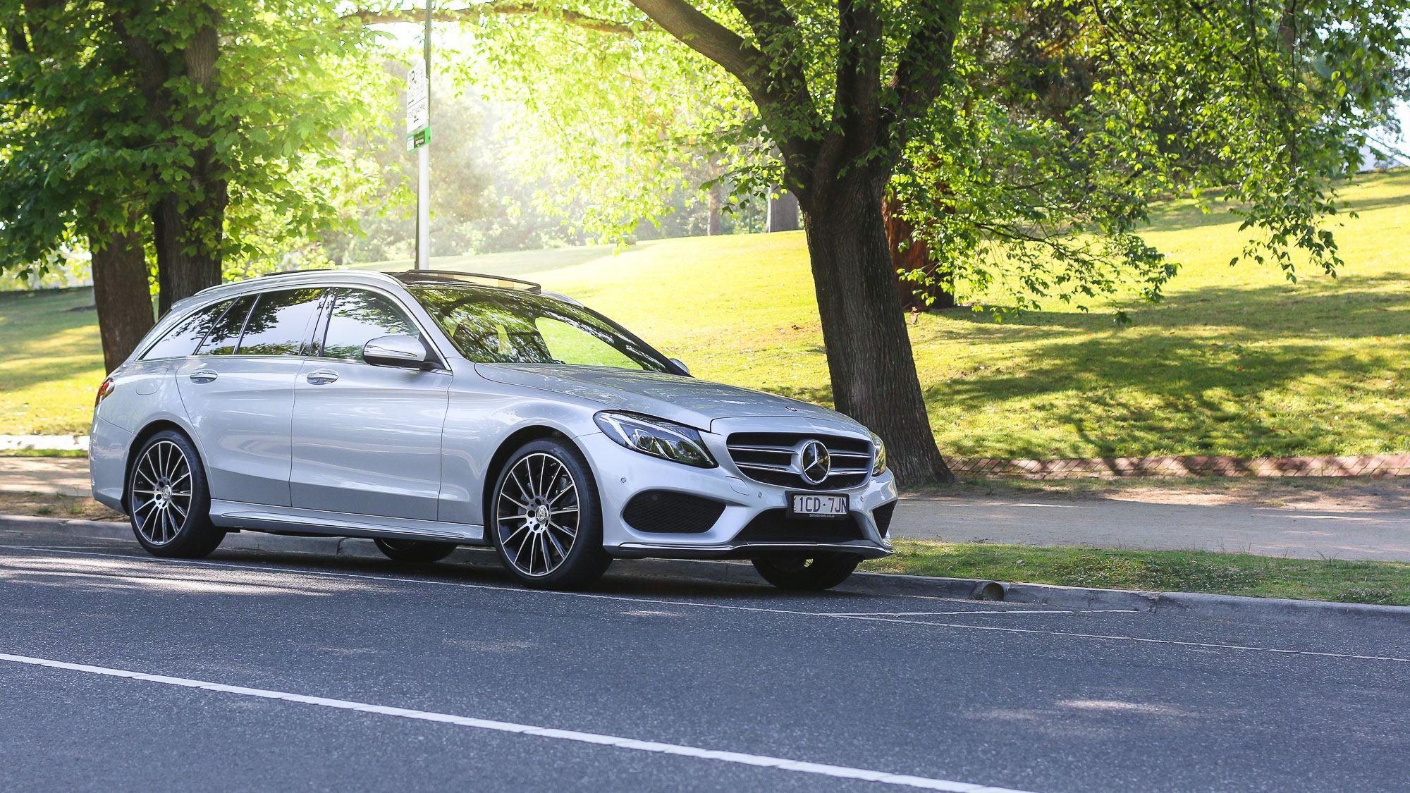 2015 Mercedes Benz C 200 Estate Review - http://www.caradvice.com.au/323484/2015-mercedes-benz-c-200-estate-review/