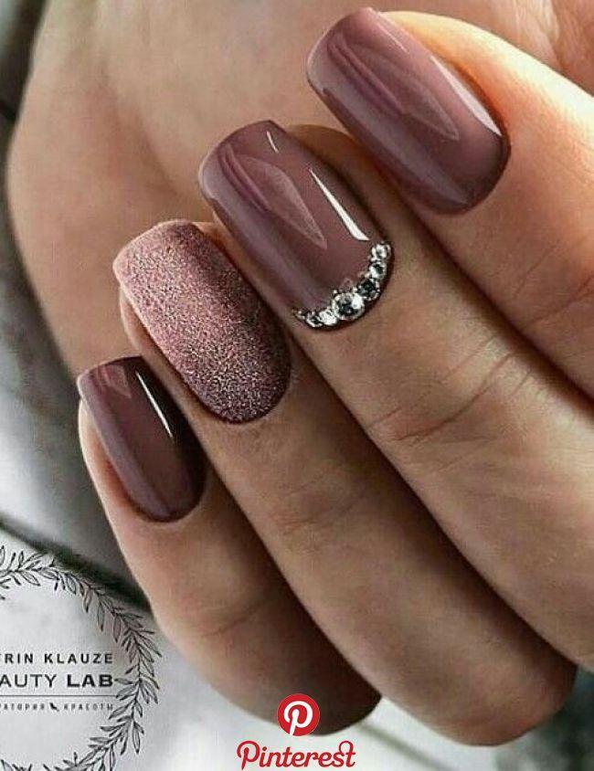 Pin By Carol Ann Macfadden On Mani Pedi In 2019 Pinterest Nails Nail Designs And Nail Art Pin By Carol Ann Macfad Fall Manicure Purple Nails Nail Colors