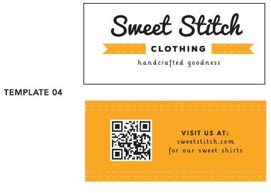 Anatomy of an AWESOME clothing hang tag (+ templates!) Print Aura