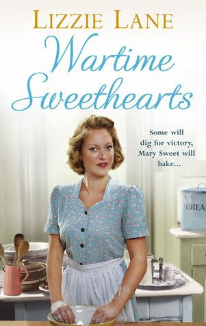Lizzie Lane - Wartime Sweethearts / #awordfromjojo #Fiction