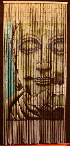Amazing Bamboo Beaded Curtain Buddha Doorway Room Divider 90 Sreands NT/BB 01 Retro  And